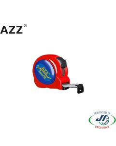 AZZ 7.5m Tape Measure in Red
