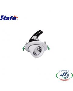 Rafe 12W 4000k Neutral White LED Scoop Light