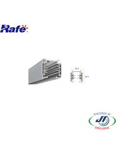 Rafe 1M Track Bar in White