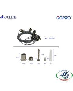 Gulite LED Square Panel Suspension Kit