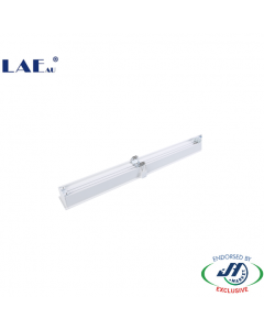 LAE 35W 4000k Neutral White Recessed LED Linear Light in White