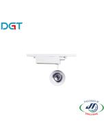 DGT 45W 4000k Neutral White LED Track Light in White
